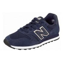 new balance dames sneakers blauw
