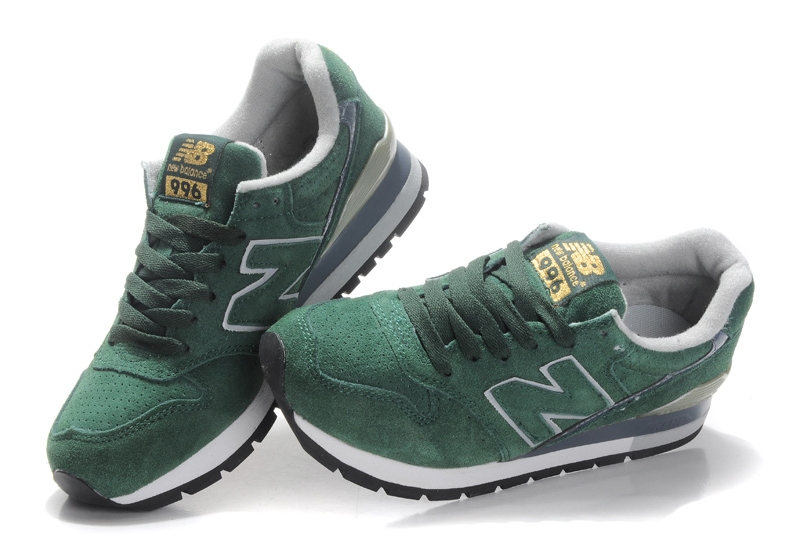 new balance 996 dames groen
