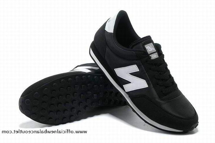 new balance dames 410 zwart