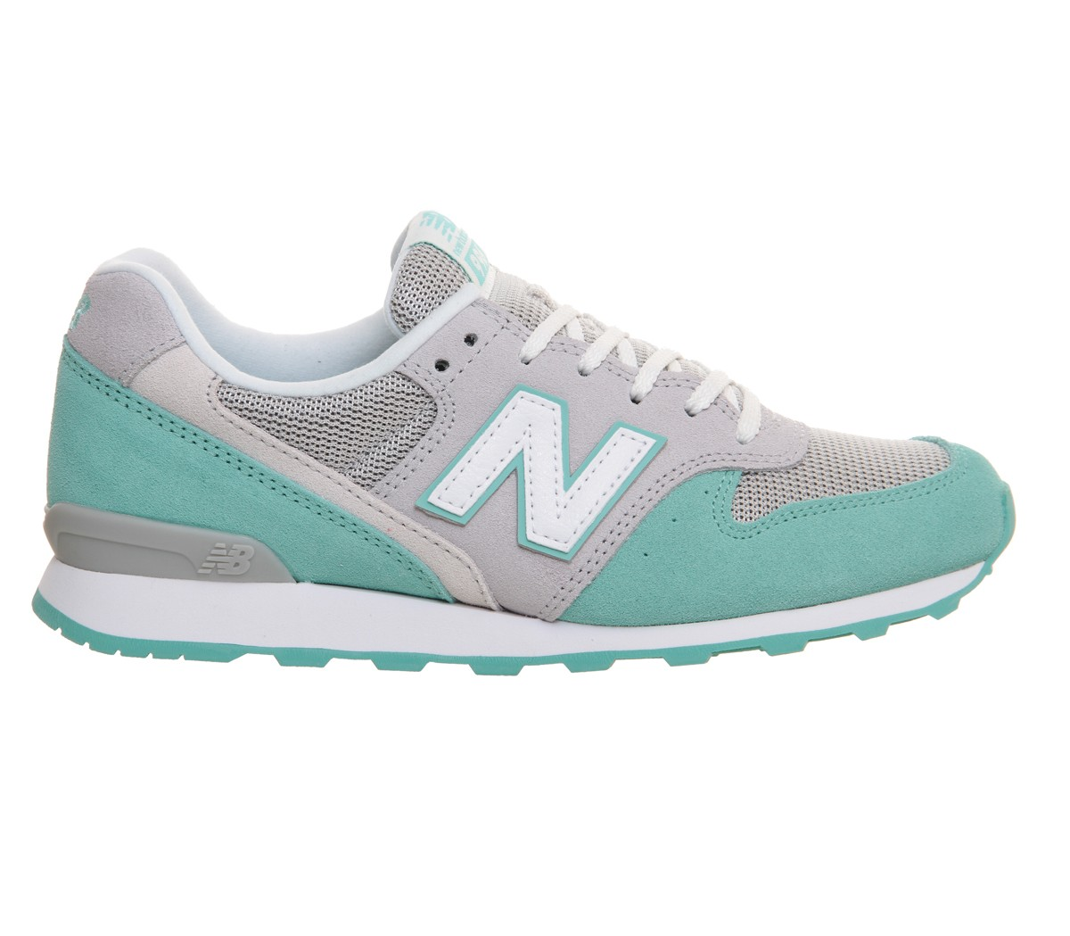 new balance dames 996 grijs